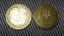 Jerzy Popiełuszko - 2009 POLAND - 2zł Collectible/Commemorative Coin POLONIA - Poland