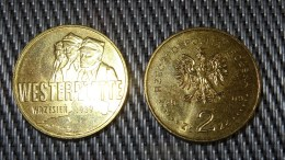 Westerplatte - 2009 POLAND - 2zł Collectible/Commemorative Coin POLONIA - Poland