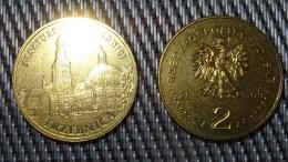 Polish Cities Trzebnica - 2009 POLAND - 2zł Collectible/Commemorative Coin POLONIA - Poland