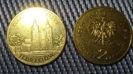 Polish Cities Jędrzejow - 2009 POLAND - 2zł Collectible/Commemorative Coin POLONIA - Poland