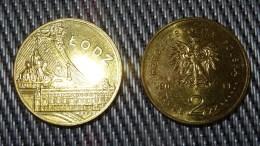 Polish Cities - Łódź - 2011 POLAND - 2zł Collectible/Commemorative Coin POLONIA - Pologne