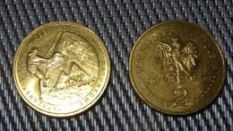100-Anniversary Of TOPR - 2009 POLAND - 2zł Collectible/Commemorative Coin POLONIA - Poland