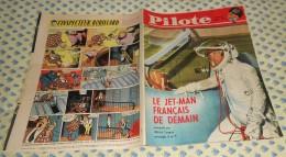 Pilote. N°67 (02/02/1961) Complet. Le Jet–man Français De Demain - Pilote
