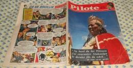 Pilote. N°70 (23/02/1961) Complet. Au Bord Du Lac Titicaca J'ai Rencontré Atahualpa Le Dernier Fils Du Soleil - Pilote