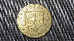 Woj. Śląskie - 2004 POLAND - 2zł Collectible/Commemorative Coin POLONIA - Poland