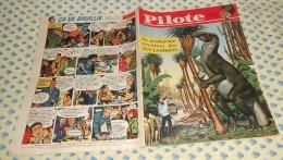 Pilote. N°71 (02/03/1961) Complet. La Prodigieuse Aventure Des Iguanodons - Pilote