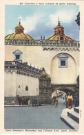 QUITO , Ecuador , 30-40s ; Saint Domingo's Monastery - Ecuador