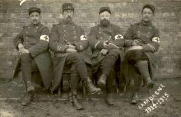 FRANCE – Carte Photo De Soldats En Groupe – Détaillons Collection - A Voir – Lot N° 17475 - Guerre 1914-18