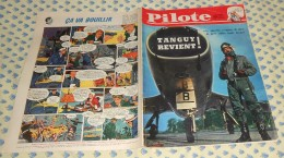 Pilote. N°75 (30/03/1961) Complet. Tanguy Revient - Pilote