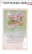 5166 ST PATRICK AND IRLAND - Saint-Patrick's Day