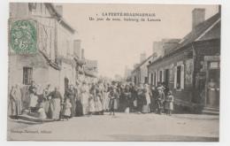 41 LOIR ET CHER - LA FERTE BEAUHARNAIS Un Jour De Noce, Faubourg De Lamotte - Other Municipalities