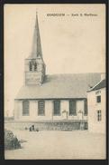 +++ CPA - OORDEGEM - Kerk St Martinus   // - Lede