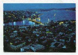 TURKEY - AK285495 Istanbul - A View Of Galata Bridge, Bosphorus And Scutary - Turkey