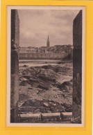 SAINT-MALO -35- Saint-Malo Vu D'un Créneau Du Fort National - Saint Malo