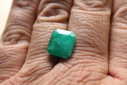 Smeraldo Ct. 7.60 - Emerald