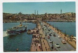 TURKEY - AK285506 Istanbul - Galata Bridge - Turkey
