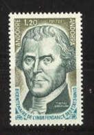 Andorra -Franc 1976 Bi Cent USA Y=255 E=276
