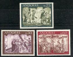Andorra -Franc 1968 Pinturas Murales Y=191-3 E=211-1
