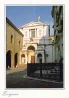 1 AK Italien Italy * Bergamo - Die Kathedrale Zwischen Dem Palast Ragione Und Der Colleoni Kapelle * - Bergamo
