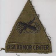 écusson Armor Center - Patches