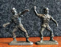 Lot De 2 Légionnaires De BONUX (de La Série Des 12  Militaires Français De La Guerre D'Algérie). - Figurines
