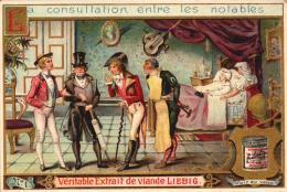 6 Chromos - LIEBIG - Pierrot Et Colombine .... - S322 - Park1-1 - R/v - Liebig