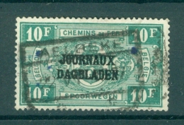 "BELGIE - OBP Nr DA/JO 359A - Dagbladen/Journaux - Gest./obl. Cachet ""AELBEKE"" - Cote 10,50 € - Journaux"