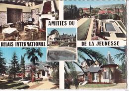 """NICE. - LE RELAIS INTERNATIONAL DE LA JEUNESSE. Souvenir De""""CLAIRVALLON"""" - Nice"""