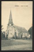 +++ CPA - WYNKEL - Kerk H.Kruis   // - Ledegem