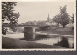 Rastatt  Murgbrücke  Z.Z. Franz. Besatzung ,Verlag Girard - Rastatt