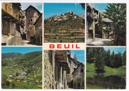 BEUIL. - Multivues(6 Vues) - France