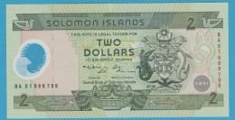 SOLOMON ISLANDS 2 DOLLARS 2001 Alpha BA Silver Jubilee (1976-2001) P# 23 - Salomons