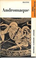 RACINE - Andromaque (avec Documentation Thématique) - Théâtre