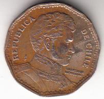 CHILE 1981  50 PESOS. LIBERTADOR O'HIGGINS   CN4359 - Chile