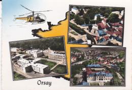 CPSM  Dentelée De  ORSAY  (91)  -  Vue Générale, Vue Panoramique, La Faculté Des Sciences   //  TBE - Orsay