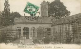 """CPA FRANCE 10 """"Chaource, Chateau De La Cordelière"""" - Chaource"""
