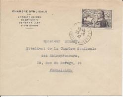 Jean De Vienne Sur Lettre 1942 - 1921-1960: Modern Period