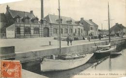 14 COURSEULLES BASSIN ET L'HUILERIE LL - Courseulles-sur-Mer