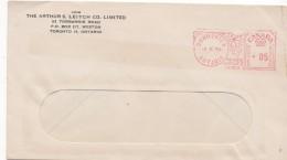 3083   Carta   Downsview Ontario 1956 Canada