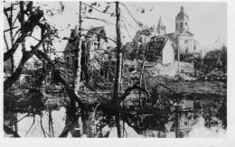 Cpa  Caen 14 Calvados Vaucelles Destruction Guerre 1944 - Caen