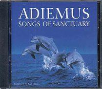 SONGS OF SANCTUARY (1ER ALBUM) ADIEMUS - New Age