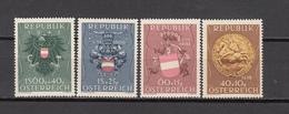 1949  MICHEL  Nº 937 / 940    / ** /