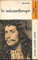 MOLIERE - Le Misanthrope (avec Documentation Thématique) - Théâtre
