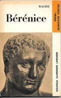 RACINE - Bérénice (avec Documentation Thématique) - Theater