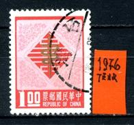 CINA  - Year 1976 - Usato - Used. - 1949 - ... Volksrepublik