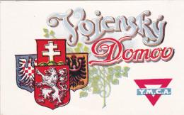 Voiensky Domoo , YMCA , Czech Republic , 1910s - Czech Republic