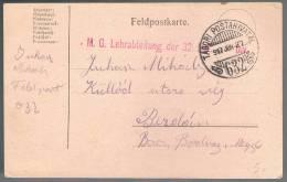 Hungria, 1927, Post Card Tabori Postahivatal