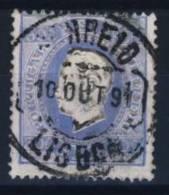 PORTUGAL    N°  49  A - ...-1853 Préphilatélie