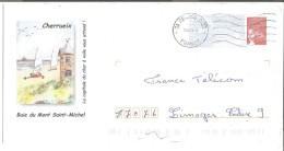 PAP REPIQUE - CHERRUEIX  MANCHE - PAP: Antwort/Luquet