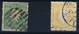 PORTUGAL    N°  41   /   43 - ...-1853 Préphilatélie